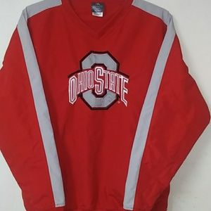 Official Ohio State Windbreaker Shirt